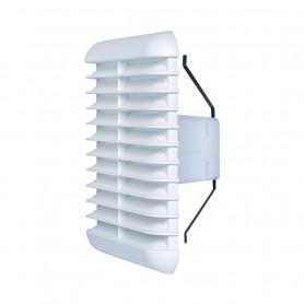 Griglia Quadrata Universale in Plastica con  Molla ART.960000606