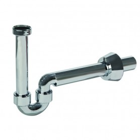 Sifone per Bidet in Abs Cromo ART.151.108.21.1