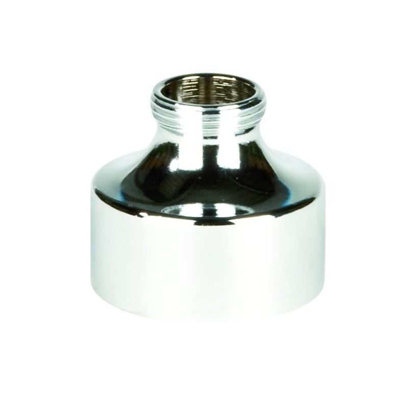 Bicchiere Dritto per Orinatoio Cromo         ART.0236