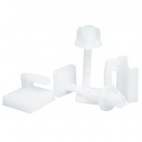 Coppia Cerniere Universali in Plastica       ART.1122000000
