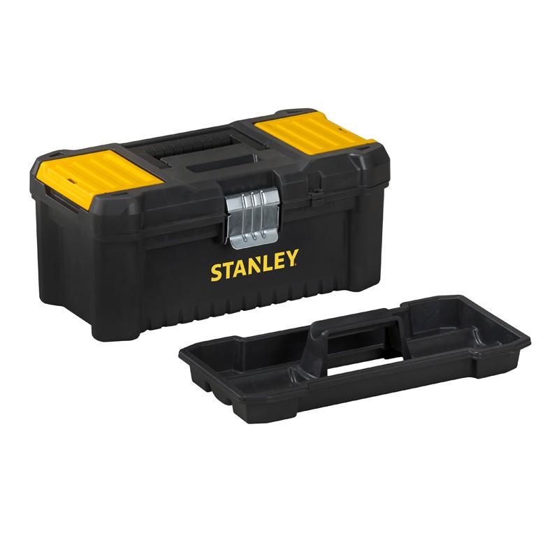 """Cassetta Portautensili Essential Stanley     16"""" 40,6X20,5X19,5   STST1-75518"""