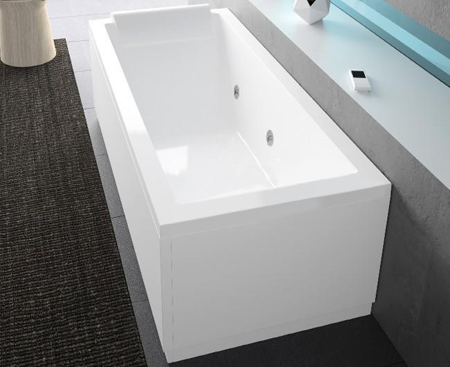 Vasca in vetroresina idromassaggio getti serie calos idro cm x