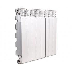 Termosifone Radiatore Pressofuso in Alluminio Fondital Serie Exclusivo B3 mm97x80x657