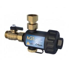 Filtro Defangatore Magnetico Sotto Caldaia mod. MG1 da 3/4