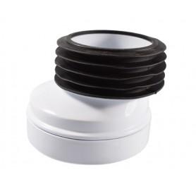 Manicotto Eccentrico per Scarico Wc ø90/100/ 110 Spostamento 2cm