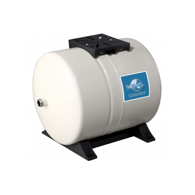 Vaso Espansione Orizzontale Bianco Modello   Pressure Wave Lt 100