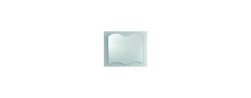 Specchio Bagno Economico: a Muro, con Cornice, Ovale