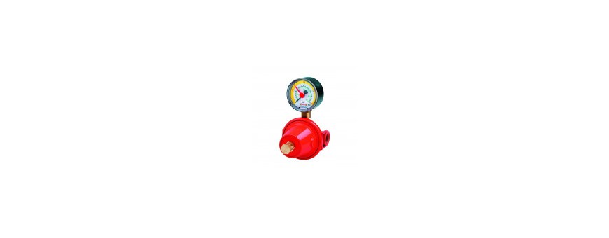 Regolatore pressione Gas ad alta pressione  e bassa pressione